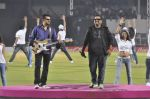 Shankar Mahadevan, Ehsaan Noorani at UCL match in Mumbai on 23rd Feb 2013 (71).JPG
