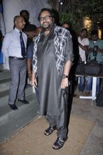 Ismail Darbar at Sanjay Leela Bhansali bday bash in Mumbai on 24th Feb 2013 (8).JPG