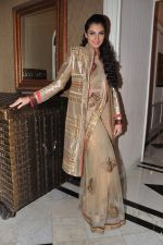 Yukta Mookhey walks for Sadiq memorial society event in Mumbai on 24th Feb 2013 (21).JPG