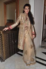 Yukta Mookhey walks for Sadiq memorial society event in Mumbai on 24th Feb 2013 (22).JPG