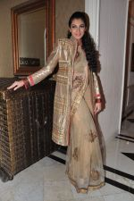 Yukta Mookhey walks for Sadiq memorial society event in Mumbai on 24th Feb 2013 (24).JPG