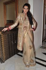 Yukta Mookhey walks for Sadiq memorial society event in Mumbai on 24th Feb 2013 (26).JPG