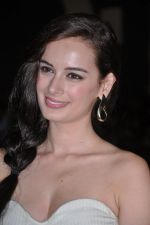 Evelyn Sharma at the Music launch of Nautanki Saala at R City Mall in Mumbai on 26th Feb 2013 (23).JPG
