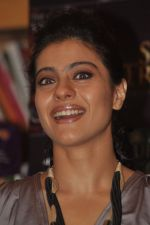 Kajol at the book launch of The Oath Of Vayuputras by Amish in Mumbai on 26th Feb 2013 (42).JPG
