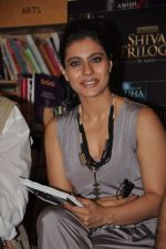 Kajol at the book launch of The Oath Of Vayuputras by Amish in Mumbai on 26th Feb 2013 (49).JPG