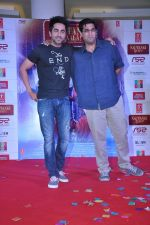 Kunaal Roy Kapur, Ayushmann Khurrana t the Music launch of Nautanki Saala at R City Mall in Mumbai on 26th Feb 2013 (80).JPG