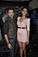 Neil Nitin Mukesh, Sonal Chauhan at 3G film promotions in Shock, Mumbai on 26th Feb 2013 (67).JPG