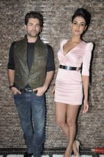 Neil Nitin Mukesh, Sonal Chauhan at 3G film promotions in Shock, Mumbai on 26th Feb 2013 (8).JPG