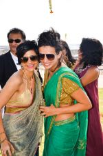 Pia Trivedi at Shonali Nagrani wedding on 26th Feb 2013 (22).JPG