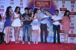 Rohan Sippy, Evelyn Sharma, Kunaal Roy Kapur, Pooja Salvi, Ayushmann Khurrana, Gaelyn Mendonca, Bhushan Kumar at the Music launch of Nautanki Saala at R City Mall in Mumbai on 26th Feb 2013 (40 (41).JPG