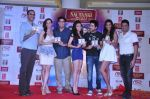 Rohan Sippy, Evelyn Sharma, Kunaal Roy Kapur, Pooja Salvi, Ayushmann Khurrana, Gaelyn Mendonca, Bhushan Kumar at the Music launch of Nautanki Saala at R City Mall in Mumbai on 26th Feb 2013 (59 (60).JPG