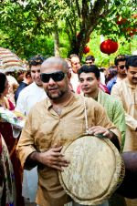 Vishal Dadlani at Shonali Nagrani wedding on 26th Feb 2013 (4).JPG