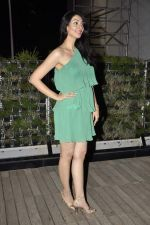 Yukta Mookhey at Savvy magazine party in F Bar, Mumbai on 27th Feb 2013 (44).JPG