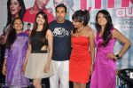 Zarina Wahab, Prachi Desai, John Abraham, Chitrangda Singh, Mini Mathur at I me aur main promotions in Mumbai on 27th Feb 2013 (51).JPG