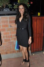Dipannita Sharma at the launch of The Daily Restobar in Bandra, Mumbai on 28th Feb 2013 (39).JPG