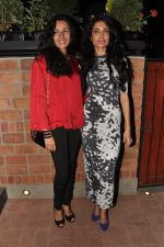 Sarah Jane Dias, Pia Trivedi at the launch of The Daily Restobar in Bandra, Mumbai on 28th Feb 2013 (41).JPG