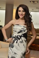 Sudeepa Singh at Nisha Jamwal hosts I Casa store launch in Mumbai on 28th Feb 2013 (127).JPG