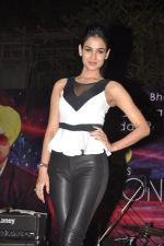 Sonal Chauhan promote 3G at Bhavans College in Andheri, Mumbai on 1st March 2013 (11).JPG