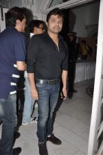 Himesh Reshammiya at Sonu Nigam_s mom prayer meet in Mumbai on 3rd March 2013 (115).JPG