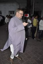 Nitin Mukesh at Sonu Nigam_s mom prayer meet in Mumbai on 3rd March 2013 (104).JPG