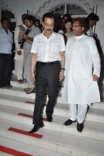 at Sonu Nigam_s mom prayer meet in Mumbai on 3rd March 2013 (104).JPG