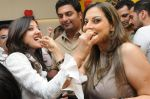 Amy billimoria with Preety Bhalla at Preety Bhalla_s birthday bash  .JPG