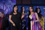 Ekta Kapoor, Shweta Tiwari, Aamna Sharif at the launch of Life OK new series Ek Thi Nayaka in Mumbai on 4th March 2013 (53).JPG