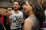 Harmeet with Preety Bhalla at Preety Bhalla_s birthday bash .JPG