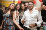 Priya PAtel, Amy Billimoria with Preety Bhalla, Harmeet and Deepu Paul  Preety Bhalla_s birthday bash .JPG