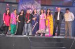 Vishal Bharadwaj, Ekta Kapoor, Shweta Tiwari, Aamna Sharif, Mouli Ganguly, Kritika Kamra at the launch of Life OK new series Ek Thi Nayaka in Mumbai on 4th March 2013 (47).JPG