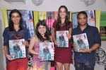 Angela Johnson unveils Grazia special cover issue in Olive, Mumbai on 6th March 2013 (17).JPG