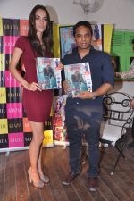 Angela Johnson unveils Grazia special cover issue in Olive, Mumbai on 6th March 2013 (20).JPG
