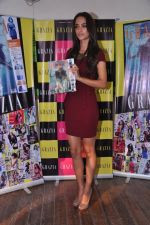 Angela Johnson unveils Grazia special cover issue in Olive, Mumbai on 6th March 2013 (24).JPG