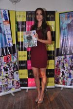 Angela Johnson unveils Grazia special cover issue in Olive, Mumbai on 6th March 2013 (25).JPG