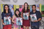 Angela Johnson unveils Grazia special cover issue in Olive, Mumbai on 6th March 2013 (16).JPG