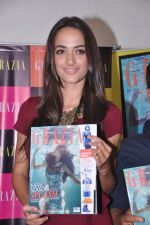 Angela Johnson unveils Grazia special cover issue in Olive, Mumbai on 6th March 2013 (19).JPG