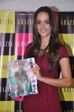 Angela Johnson unveils Grazia special cover issue in Olive, Mumbai on 6th March 2013 (27).JPG