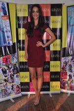 Angela Johnson unveils Grazia special cover issue in Olive, Mumbai on 6th March 2013 (28).JPG