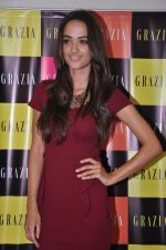 Angela Johnson unveils Grazia special cover issue in Olive, Mumbai on 6th March 2013 (29).JPG