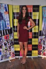 Angela Johnson unveils Grazia special cover issue in Olive, Mumbai on 6th March 2013 (30).JPG
