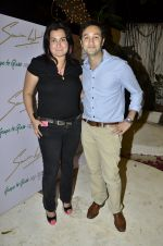 Divya Palat, Aditya Hitkari at Sounia Gohil ss13 collection hosted by Nisha Jamwal and Shagun Gupta in Mumbai on 6th March 2013 (31).JPG