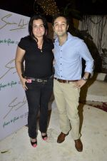 Divya Palat, Aditya Hitkari at Sounia Gohil ss13 collection hosted by Nisha Jamwal and Shagun Gupta in Mumbai on 6th March 2013 (33).JPG
