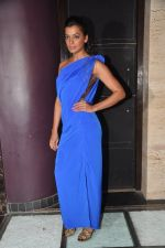Mugdha Godse at manali Jagtap- Ghanasingh event at Shock in Bandra, Mumbai on 6th March 2013 (4).JPG