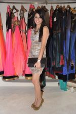 Rucha Gujrathi at Sounia Gohil ss13 collection hosted by Nisha Jamwal and Shagun Gupta in Mumbai on 6th March 2013 (1).JPG