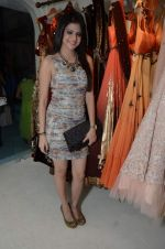 Rucha Gujrathi at Sounia Gohil ss13 collection hosted by Nisha Jamwal and Shagun Gupta in Mumbai on 6th March 2013 (213).JPG