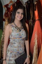 Rucha Gujrathi at Sounia Gohil ss13 collection hosted by Nisha Jamwal and Shagun Gupta in Mumbai on 6th March 2013 (214).JPG