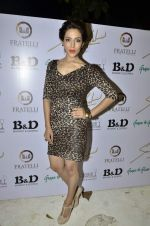 sudeepa singh at Sounia Gohil ss13 collection hosted by Nisha Jamwal and Shagun Gupta in Mumbai on 6th March 2013 (12).JPG