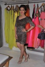 sudeepa singh at Sounia Gohil ss13 collection hosted by Nisha Jamwal and Shagun Gupta in Mumbai on 6th March 2013 (210).JPG