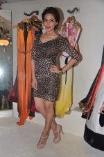 sudeepa singh at Sounia Gohil ss13 collection hosted by Nisha Jamwal and Shagun Gupta in Mumbai on 6th March 2013 (216).JPG
