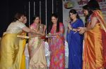 Vasundhara Raje Scindia and Shaina NC at women_s day celebrations  for Jain Sakhi in Birla Matushree, Mumbai on 7th March 2013 (24).JPG
